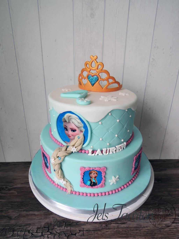 Elsa Taart